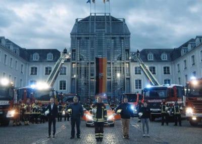 Feuerwehr des Saarlandes